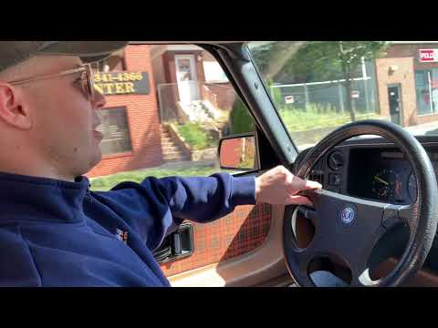 1989 Saab 900 Turbo Review