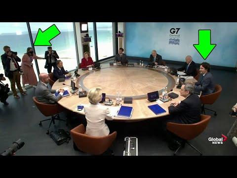 G7 2021 PERO TODO ESTO ES MUY SOSPECHOSO