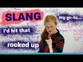 Learn this English slang for 2018: go-to, hit it, rock up