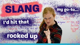 Baixar Learn this English slang for 2018: go-to, hit it, rock up