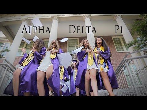 Alpha Delta Pi 2016 - East Carolina University