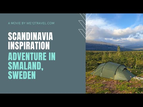 A weekend away in Smaland Sweden