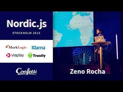 Nordic.js 2015 • Zeno Rocha - Augmented reality with JavaScript