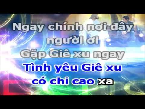 Gap Chua dem Giang sinh 123 điểu chanl