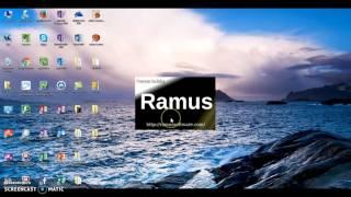Desacarga, Instalación y uso Ramus Educational