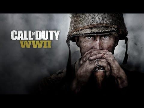 Call of Duty: World War 2 (Reveal trailer live reaction)