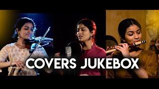 Sruthi Balamurali - Covers Jukebox - Nila Kaaigiradhu || Kangal Neeye || Marudhaani