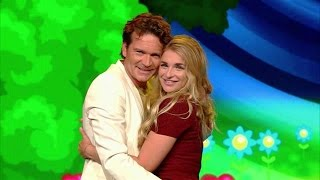 Gaby en Sander in love!  - PLAYBACK JE GEK!