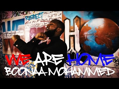 Boonaa Mohammed - We Are Home
