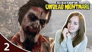 PLAYING CARDS WITH THE DEAD   Red Dead Redemption Undead Nightmares DLC Gameplay Walkthrough Part 2