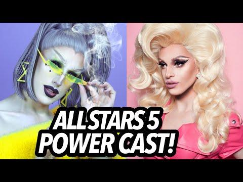 ALL STARS 5 CAST | RuPaul's Drag Race