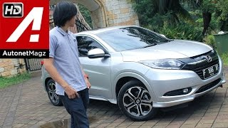 Review Honda HR-V Prestige Indonesia by AutonetMagz