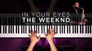 Baixar The Weeknd - In Your Eyes | The Theorist ft. Graziatto [Piano & Saxophone Cover]