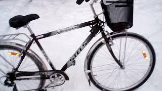 Обзор велосипеда Stels Navigator 350.