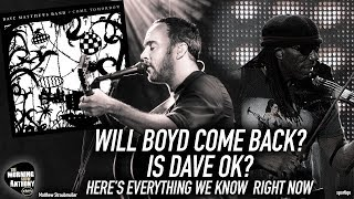 Dave Matthews Band New Album Come Tomorrow and Everything We Know Right Now