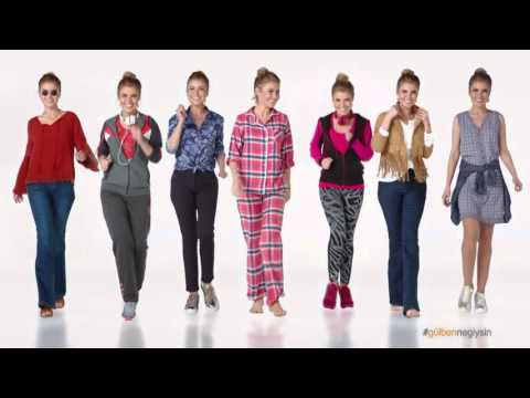 Gülben Ne Giysin? | Hafta Sonu
