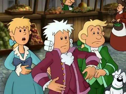 Little Amadeus  Episode 5: The Birdseller