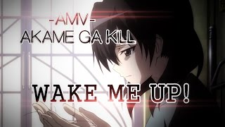 AMV Akame Ga Kill - Wake Me Up!