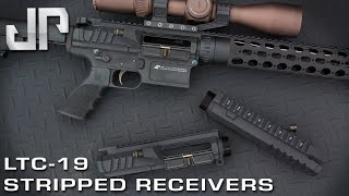 """LTC-19â""""¢ Stripped Receivers - New Product Showcase - May 2019"""