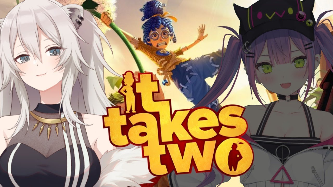 [It Takes Two]Let's play together with Towa-sama![Shishiro Botan Perspective / Hololive]