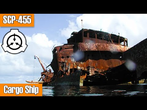 SCP-455 Cargo Ship | Season 3 remaster | Object Class: Euclid | Cognitohazard scp