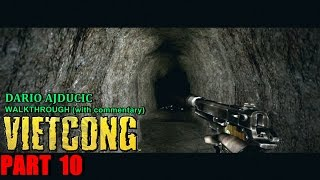 Vietcong - Part 10 (PC game - walkthrough) Tunnel Rat