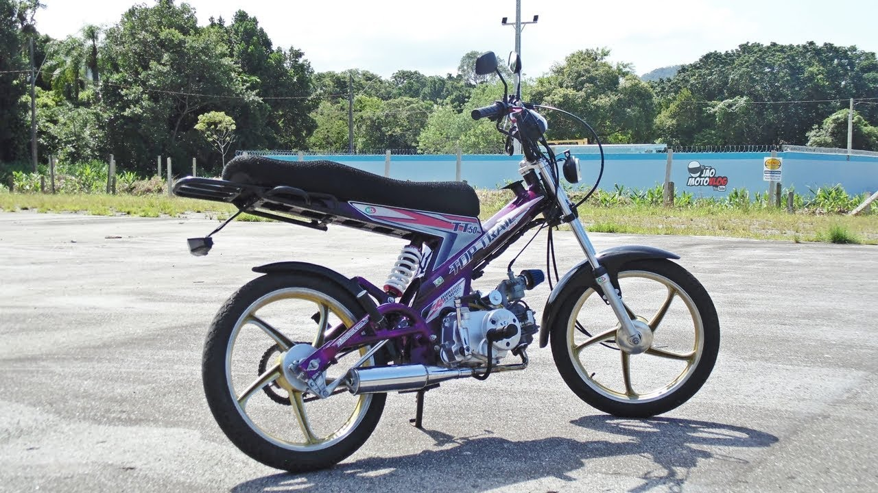 moto 50cc trail