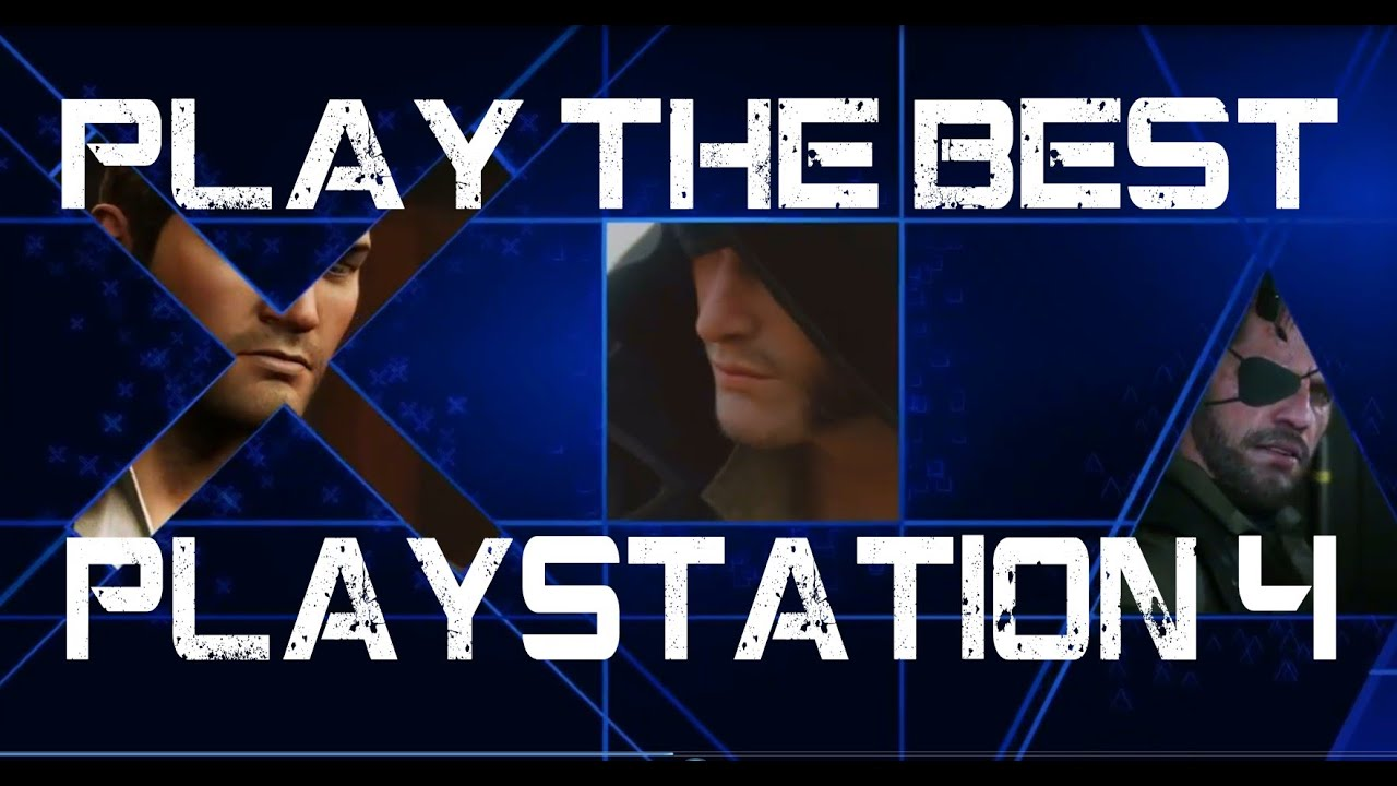 Best PS4 Games of 2015 Sony's List #4theplayers Play all ... Ps3 Games List 2015