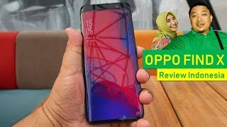 Review OPPO FIND X Indonesia Buat NgeVLOG