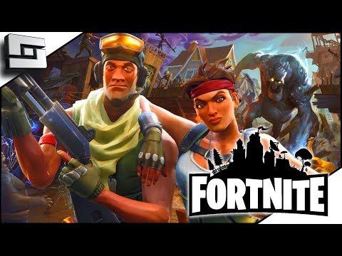 Fortnite Gameplay - KIAI! GET SOME!!!!