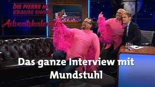 Türchen Nr. 6 – Das ganze Interview mit Mundstuhl