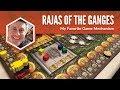 Rajas of the Ganges: My Favorite Game Mechanism
