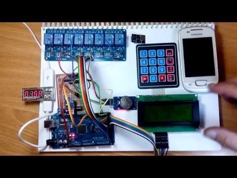 Arduino riego autom tico doovi for Programador riego automatico