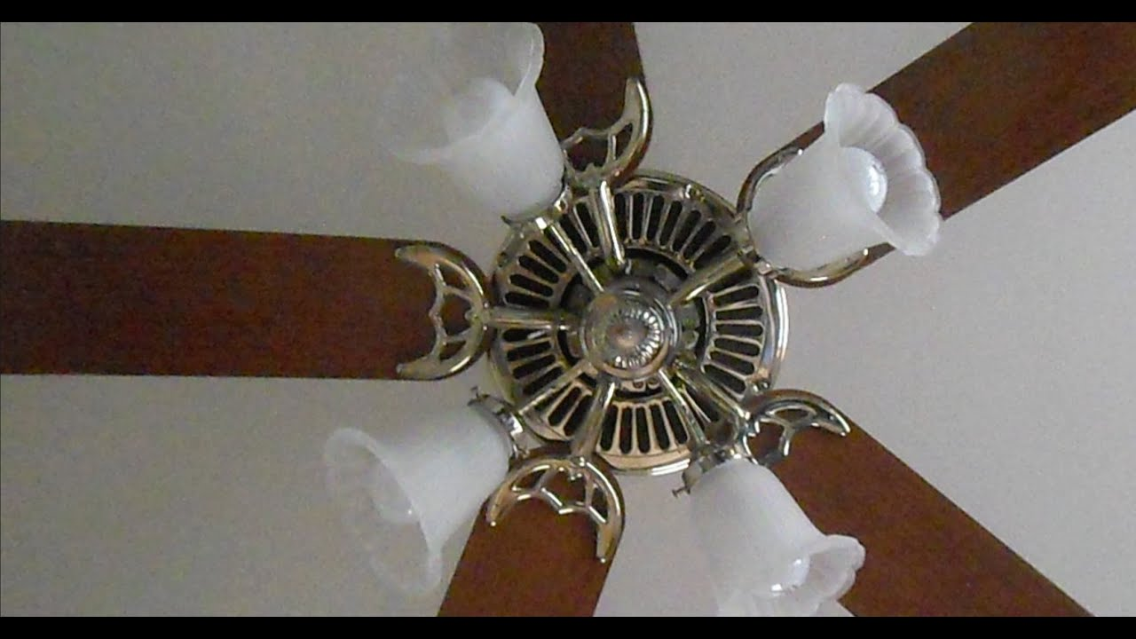 "52"" Hunter Custom Home Ceiling Fan"