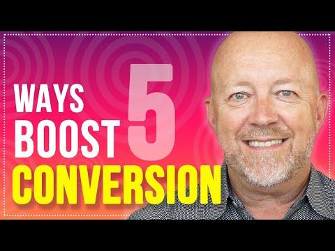 Website Conversion: 5 Key Elements Of A Successful Website [WORKSHOP]