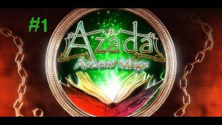 #تختيم_الالعاب - #1 - Azada Ancient Magic