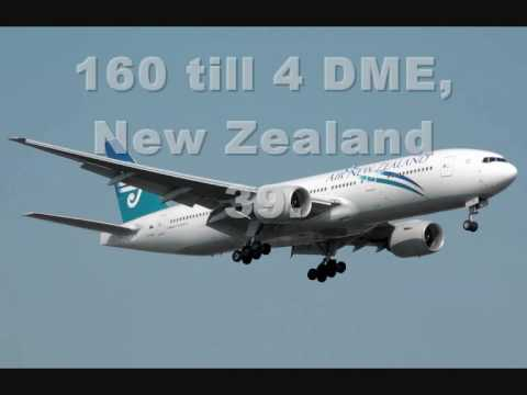 Heathrow Air Traffic Control (British Airways 1327, Air New Zealand 39)