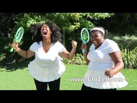 Serena & Venus Wimbledon