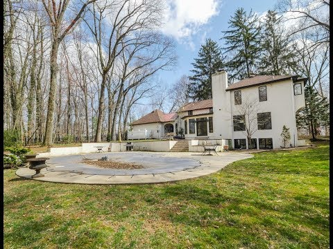Unique Homes For Sale POOL 2911 Snake Hill Rd Doylestown PA 18902 Real Estate Central Bucks County