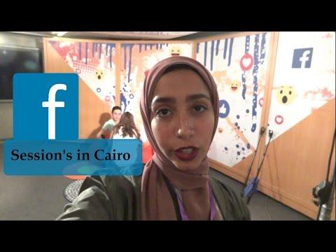 فيسبوك في القاهرة!! | أول مرة أحضر الإيفنت (الحمد لله) | Meeting Video Creators