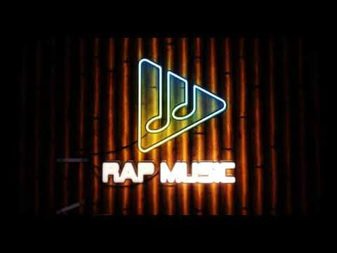 Rap music motion logo