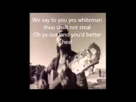 Kev Carmody - Thou shalt not steal (Lyrics) - YouTube