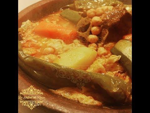 Chakhchoukha de Biskra - Recette Algerienne
