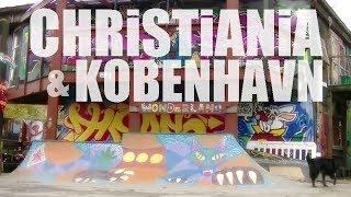 Christiania and Kbenhavn Tour Urban Street Art