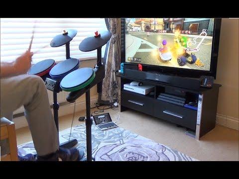 Drum Kit on the Nintendo Switch
