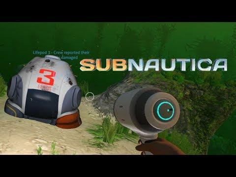 SUBNAUTICA #2 (Lost Pods)