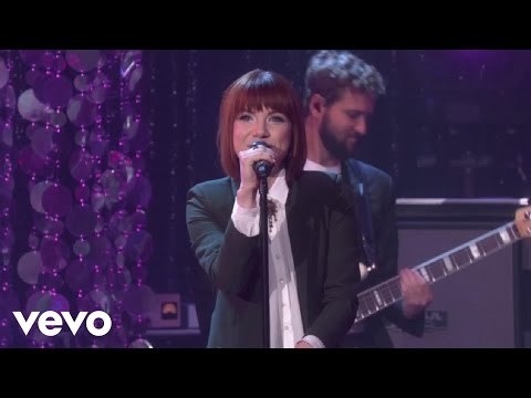 Carly Rae Jepsen - I Really Like You (Live On The Ellen DeGeneres Show)