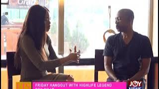 Let's Talk Entertainment on JoyNews (7-9-18)