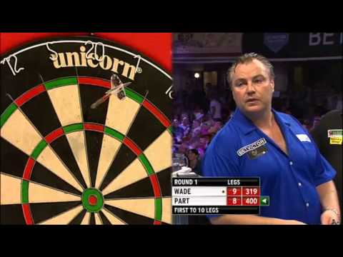Betvictor PDC World Matchplay 2013 - First Round - Part vs Wade last leg