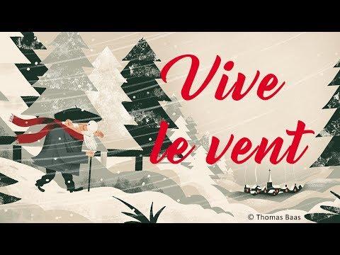 Henri Dès Chante - Vive le vent - chanson pour enfants